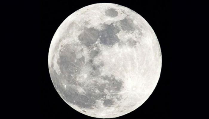 वैज्ञानिकों ने बताया सूखा है चांद का अंदरूनी हिस्सा