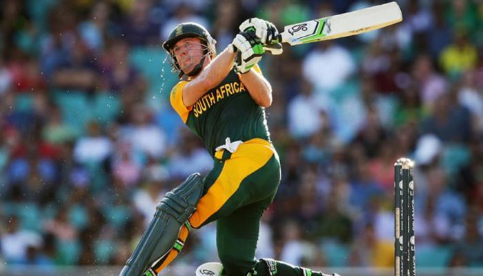 करिश्माई बल्लेबाज डिविलियर्स ने छोड़ी दक्षिण अफ्रीका की वनडे टीम की कप्तानी