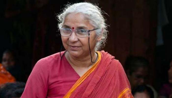 मेधा पाटकर को इंदौर हाईकोर्ट से मिली जमानत, किडनैपिंग के आरोप में हुई थीं गिरफ्तार