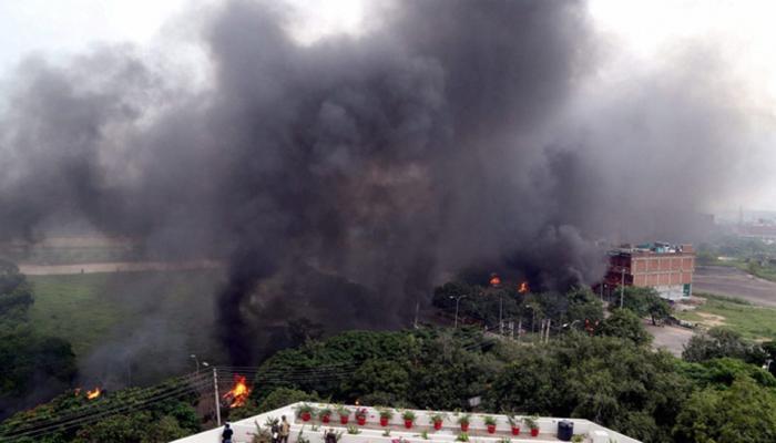 हाईकोर्ट की हरियाणा सरकार को फटकार, कहा- राजनीतिक फायदे के लिए शहर को जलने दिया