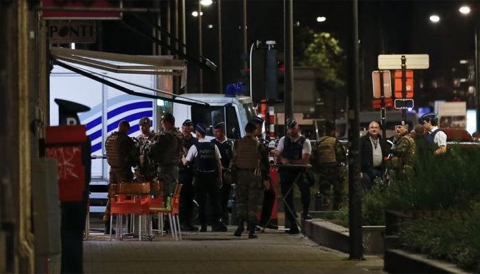 बेल्जियम: ब्रसेल्स में 'अल्लाहु अकबर' चिल्लाते हुए सेना के जवानों पर चाकू से हमला
