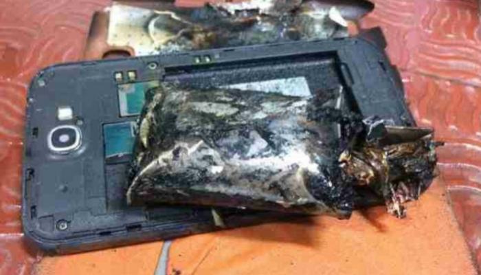 मोबाइल की बैट्री में आग लगने से बचाएंगे हीरे के कण