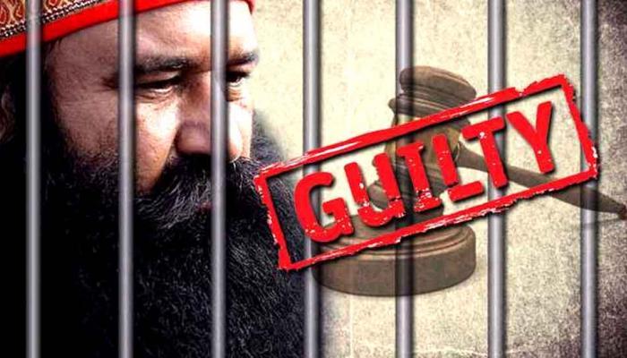 सजा के बाद कैसे कटी राम रहीम की पहली रात, जेल में करना होगा यह काम