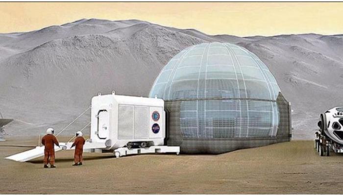 मंगल की गहन आंतरिक संरचना का पता लगाएगी नासा