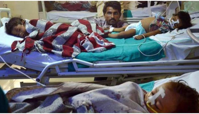गोरखपुर हादसा: 8 महीने में 1250, अगस्त में 290 बच्चों ने तोड़ा दम