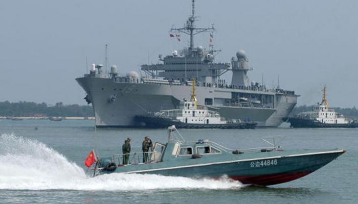 अमेरिकी कांग्रेस की रिपोर्ट में दावा, चीन बना रहा है आधुनिक शक्तिशाली नौसेना