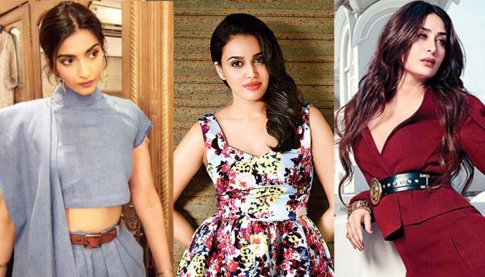 'वीरे दी वेडिंग' की शूटिंग के लिए दिल्ली पहुंचीं सोनम, करीना और स्वरा भास्कर