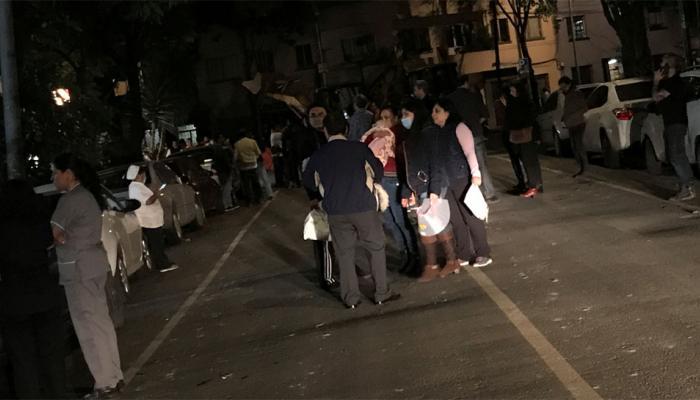 मेक्सिको व ग्वाटेमाला में भूकंप से 15 की मौत, सुनामी की चेतावनी
