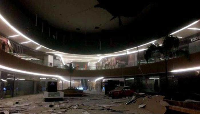 मैक्सिको में सदी के सबसे बड़े भूकंप की वजह से 58 लोगों की मौत