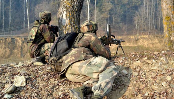 कश्मीर में बड़ी कामयाबी, हिजबुल का दो आतंकी ढेर, एक गिरफ्तार