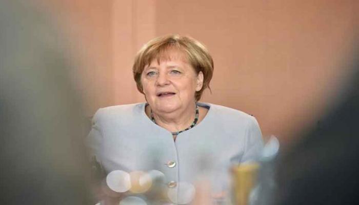 एंजेला मर्केल ने कहा, ईरान के तर्ज पर उत्तर कोरिया से वार्ता के लिए जर्मनी तैयार