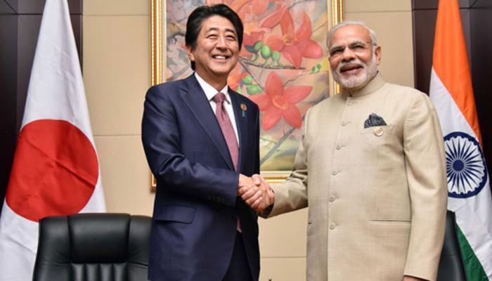 कोरियाई तनाव के बीच मिलेंगे मोदी और आबे, तय करेंगे भारत-जापान की 'भविष्य की दिशा'
