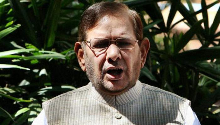 जद (यू) का शरद गुट फिर पहुंचा चुनाव आयोग, पार्टी सिंबल पर ठोका दावा