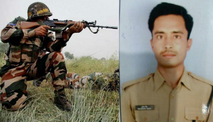 J&K: अरनिया में पाकिस्तान की ओर से हुई गोलीबारी में बीएसएफ का एक जवान शहीद