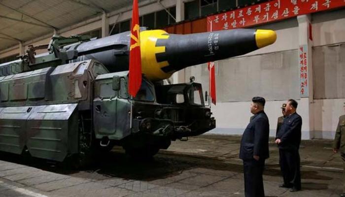 'उत्तर कोरिया का परमाणु परीक्षण दरअसल हाइड्रोजन बम का विस्फोट था'