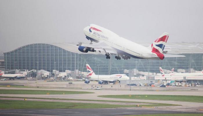 धमकी मिलने के बाद खाली कराया गया ब्रिटिश एयरवेज का विमान, एक-एक यात्री की हुई तलाशी