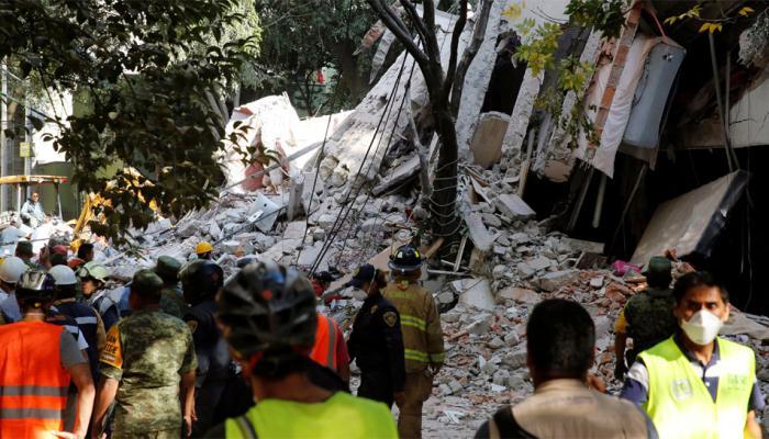 Video : 32 साल पहले भूकंप से कांपा था मेक्सिको, बरसी पर वही मंजर दोहराने से 224 से ज्यादा की मौत