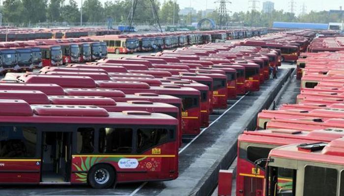 मिलेनियम बस डिपोः रिपोर्ट पेश करने में हुई देरी पर दिल्ली सरकार को NGT की फटकार