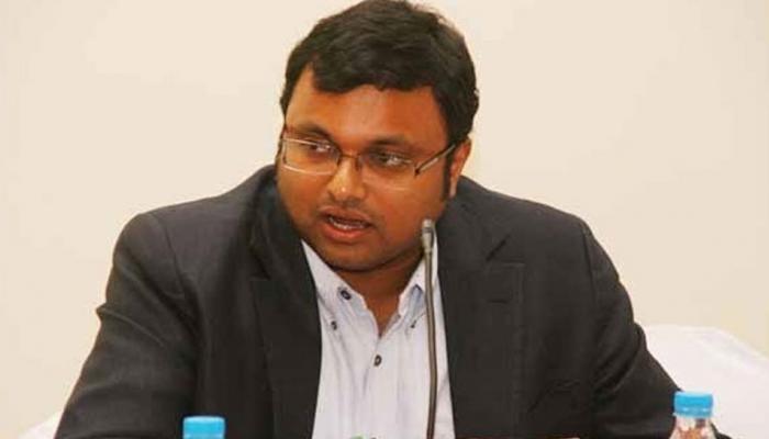 CBI का सुप्रीम कोर्ट में दावा-कार्ति अपने विदेशी बैंक खाते बंद कर रहे थे