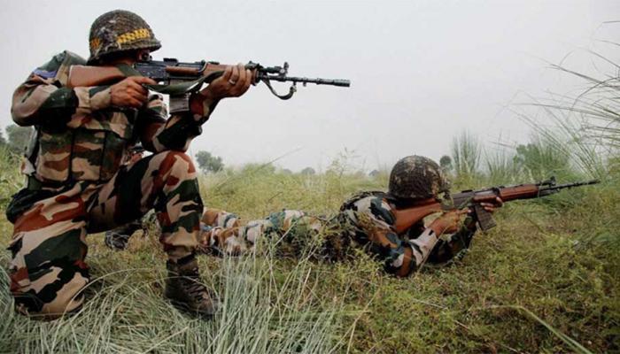 पाकिस्तान ने फिर किया सीजफायर का उल्लंघन, गोलीबारी में 2 जवानों सहित 5 घायल