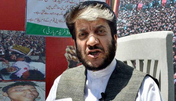 कश्मीरी अलगाववादी नेता शब्बीर शाह की न्यायिक हिरासत बढ़ाई गई
