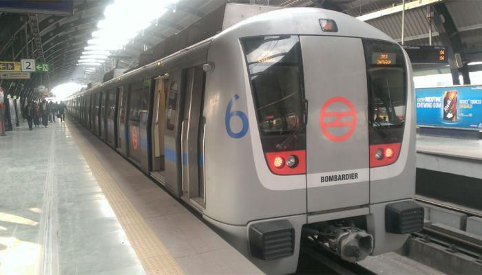 दिल्ली सरकार ने मेट्रो के किराए बढ़ोतरी पर लगाई रोक