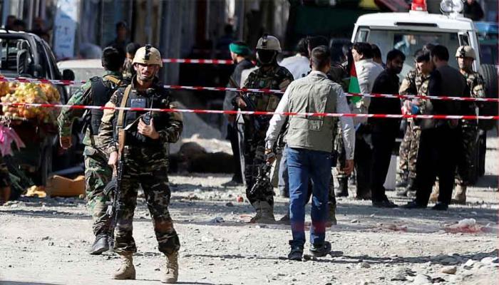 अफगानिस्तान: शिया मस्जिद के बाहर आत्मघाती हमले में 6 की मौत, ISIS पर शक की सुई