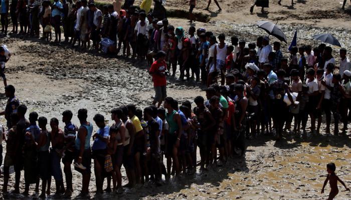 म्यांमार रोहिंग्या शरणार्थियों को वापस लेने को तैयार, बांग्लादेश के विदेश मंत्री ने दी जानकारी