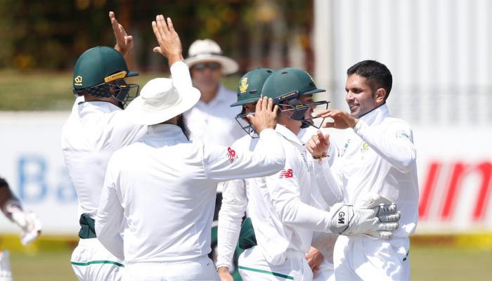 दक्षिण अफ्रीका ने पहले टेस्ट मैच में बांग्लादेश को 333 रन से हराया
