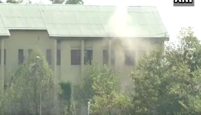 जम्मू-कश्मीरः BSF कैंप नहीं, श्रीनगर एयरपोर्ट था आतंकियों का निशाना!