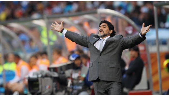 FIFA U17: इस कारण माराडोना का कोलकाता दौरा टला, नवंबर में आने की उम्मीद
