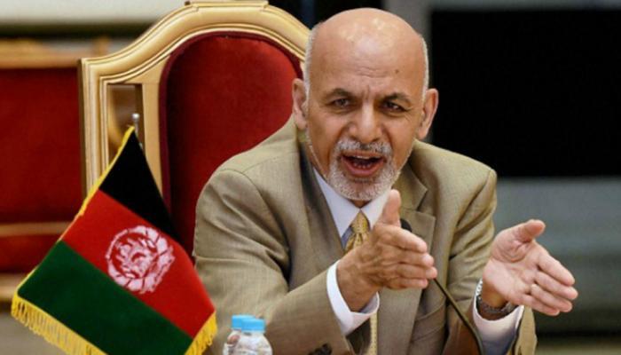 अशरफ गनी ने BBC से कहा, अफगान राष्ट्रपति के पास 'धरती पर सबसे बुरा काम'