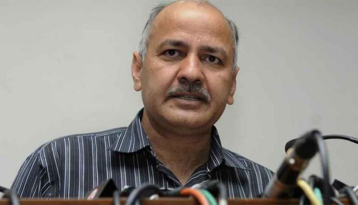 सिसोदिया ने सचिवों से कहा, मंत्रियों की मंजूरी के बिना LG के पास फाइल नहीं भेजी जाए