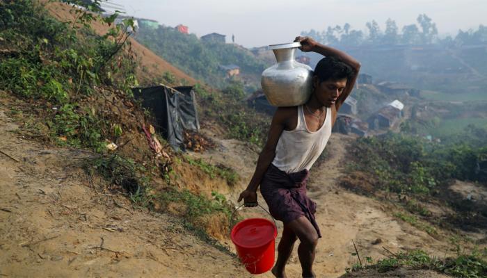 ''रोहिंग्या संकट से 'अस्थिर' हो सकता है इलाका, रखाइन प्रांत में हिंसा नस्ली सफाया