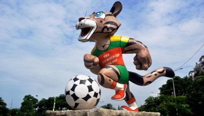 भारत-अमेरिका अंडर 17 विश्व कप मैच के लिए नहीं पहुंचे काफी दर्शक