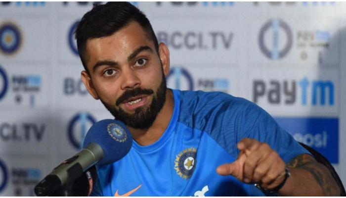 India vs AustraliaT20: 'कंगारुओं' को धूल चटाने के बाद कोहली ने दिया ये बयान