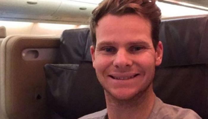 भारत से जाते हुए ऑस्ट्रेलियाई कप्तान स्टीव स्मिथ ने दिया भावुक संदेश