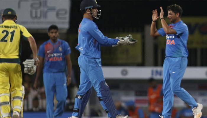 रांची में 6 'कंगारुओं' को बोल्ड कर टीम इंडिया इस एलीट क्लब में हुई शामिल