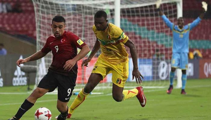 FIFA U17 World Cup 2017: अफ्रीकी चैंपियन माली ने तुर्की को 3-0 से दी करारी शिकस्त