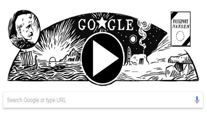गूगल ने डूडल के जरिए मनाया इस महान हस्ती का जन्मदिन