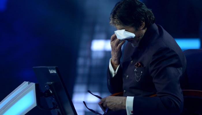 VIDEO: जब 'केबीसी' के सेट पर फैन्स का प्यार देख रो पड़े अमिताभ बच्चन