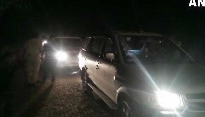 हनीप्रीत इंसां को राम रहीम के गांव ले गई हरियाणा पुलिस