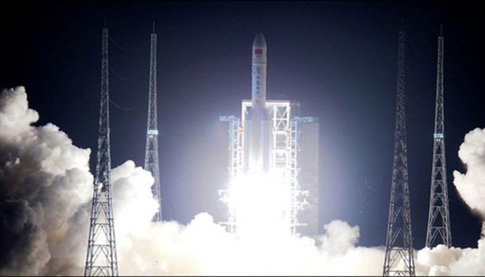 अंतरिक्ष में पहले उड़ान भर चुके रॉकेट का दोबारा प्रक्षेपण