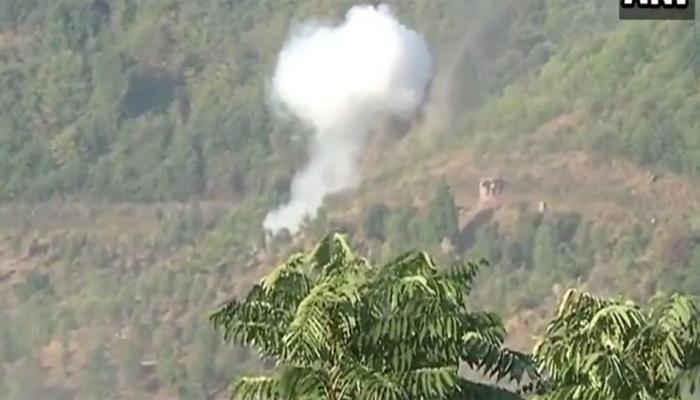 VIDEO, अपनी नापाक हरकतों से बाज नहीं आ रहा है पाकिस्तान, फिर तोड़ा सीजफायर