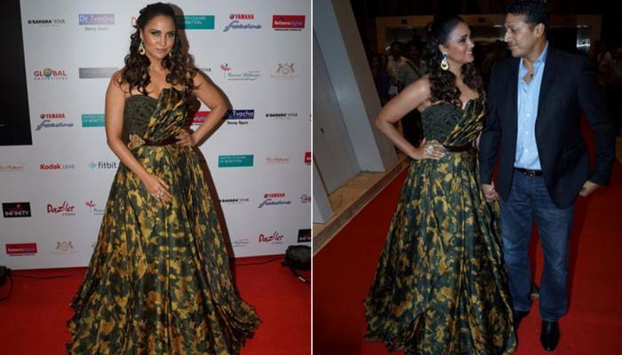 Miss Diva Grand Finale: Lara Dutta spills glamour at Red Carpet