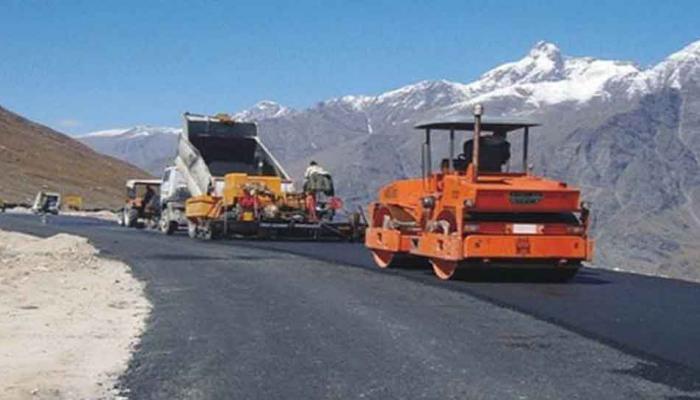 चीन की सीमा से सटे इलाकों में मजबूत ढांचे का विस्तार करेगा भारत