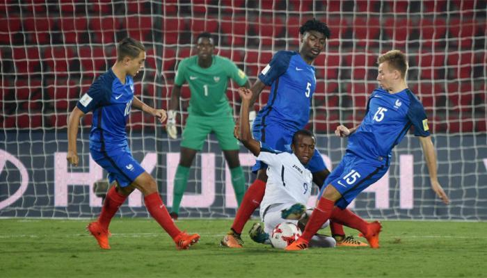 FIFA U17 World Cup: फ्रांस ने होंडुरास को 5-1 से हराया, नॉकआउट में स्पेन से होगी भिड़ंत