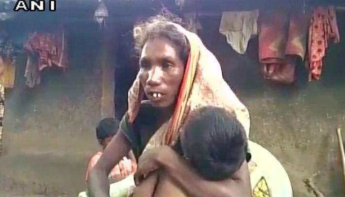 मां को नहीं मिला राशन, 'भात-भात' पुकारते हुए बच्ची की भूख से हुई मौत