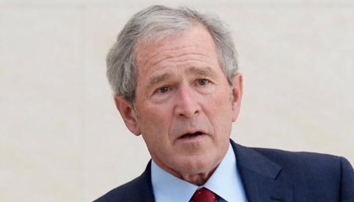 जॉर्ज बुश का ट्रंप-काल की राजनीति पर कटाक्ष, 'कट्टरवाद-नस्लभेद को मिला बढ़ावा'