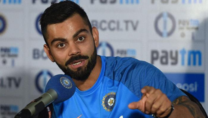 पहले वनडे में मिली हार पर बोले कोहली - टेलर और लेथम ने हमें कोई मौका नहीं दिया